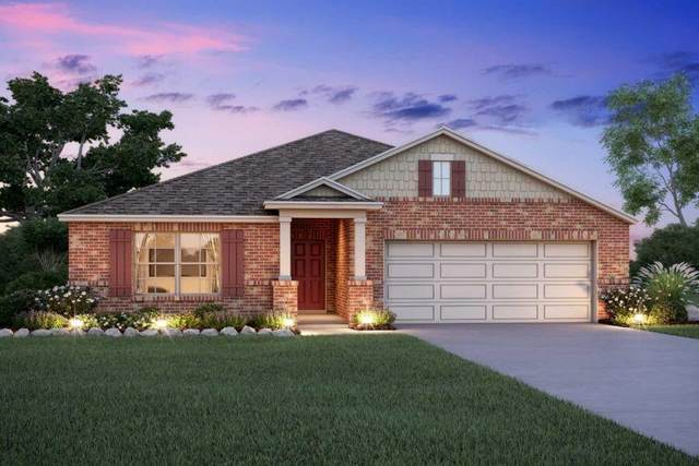 2504 Clydesdale Drive, Alvin, TX 77511 (MLS #93204039) :: The Home Branch