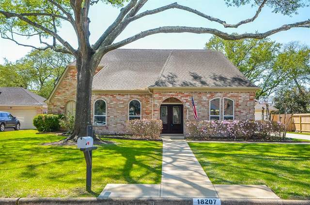 18207 Spellbrook Drive, Houston, TX 77084 (MLS #93204185) :: Lisa Marie Group | RE/MAX Grand