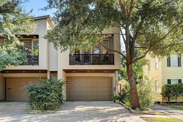 1135 W Bell Street, Houston, TX 77019 (MLS #93218109) :: Homemax Properties