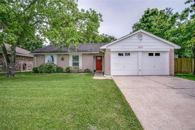 2527 General Colony Drive, Friendswood, TX 77546 (MLS #93218231) :: Christy Buck Team