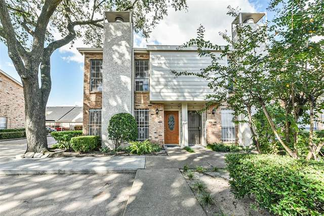 6201 Beverlyhill Street #5, Houston, TX 77057 (MLS #9323199) :: The SOLD by George Team