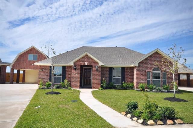 6626 Falcon Ridge Drive, Manvel, TX 77578 (MLS #93234561) :: Texas Home Shop Realty
