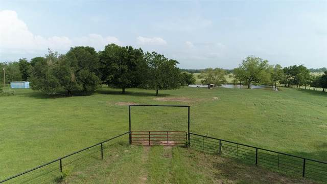 TBD County Road 3190 And County Road 3200, Crockett, TX 75835 (MLS #93244972) :: The Freund Group