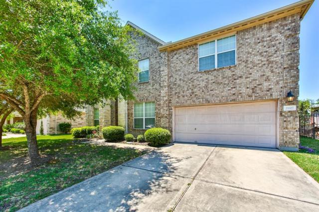 25327 Hamden Valley Drive, Richmond, TX 77406 (MLS #93256092) :: The Heyl Group at Keller Williams