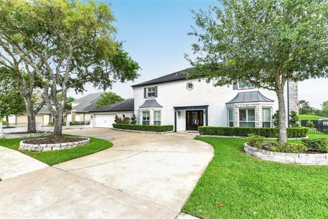 2919 Country Club Drive, Pearland, TX 77581 (MLS #93257044) :: Christy Buck Team