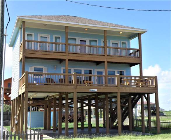 151 Ocean Shores Drive, Crystal Beach, TX 77650 (MLS #93263599) :: The SOLD by George Team