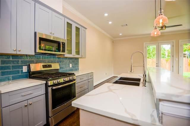 4806 Terry Street A, Houston, TX 77009 (MLS #93263890) :: Giorgi Real Estate Group