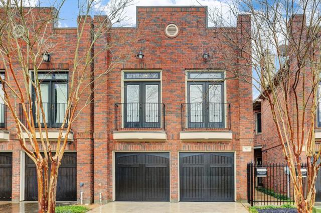 711 Colquitt Street, Houston, TX 77006 (MLS #93265526) :: Green Residential