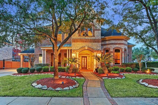 15419 Conifer Bay Court, Houston, TX 77059 (MLS #93266123) :: The SOLD by George Team