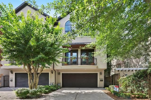 4303 Blossom Street, Houston, TX 77007 (MLS #93266370) :: Green Residential