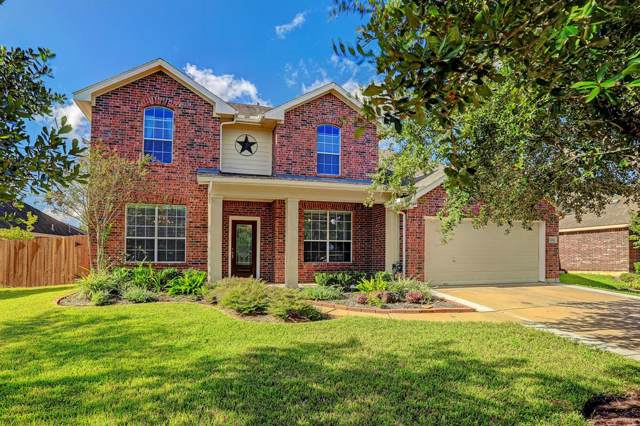 12104 Willow Brook Lane, Pearland, TX 77584 (MLS #9326968) :: The SOLD by George Team