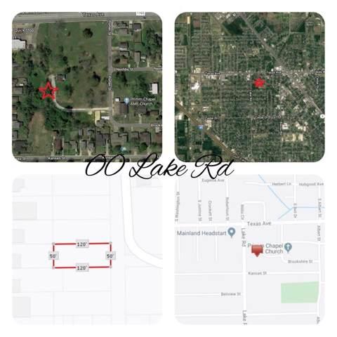 00 Lake Rd, Hitchcock, TX 77568 (MLS #93273166) :: Ellison Real Estate Team