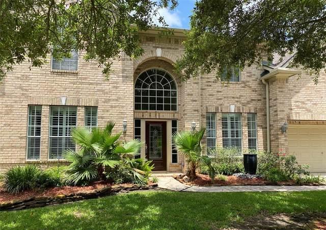 518 N Elder Grove Drive, Pearland, TX 77584 (MLS #93277330) :: Bay Area Elite Properties