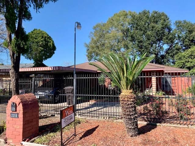 2218 Deerhurst Lane, Houston, TX 77088 (MLS #93298578) :: Texas Home Shop Realty
