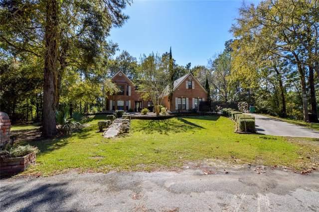 1305 Lakeview Drive, Sour Lake, TX 77659 (MLS #93309318) :: Ellison Real Estate Team