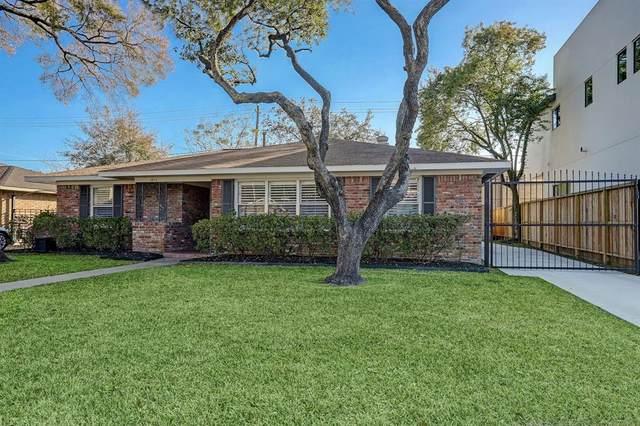 4611 Merwin Street, Houston, TX 77027 (#93321967) :: ORO Realty
