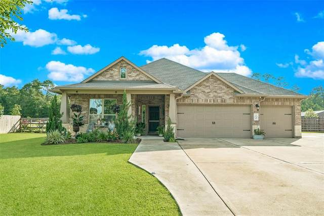 4578 Coues Deer Lane N, Conroe, TX 77303 (MLS #93325852) :: Texas Home Shop Realty