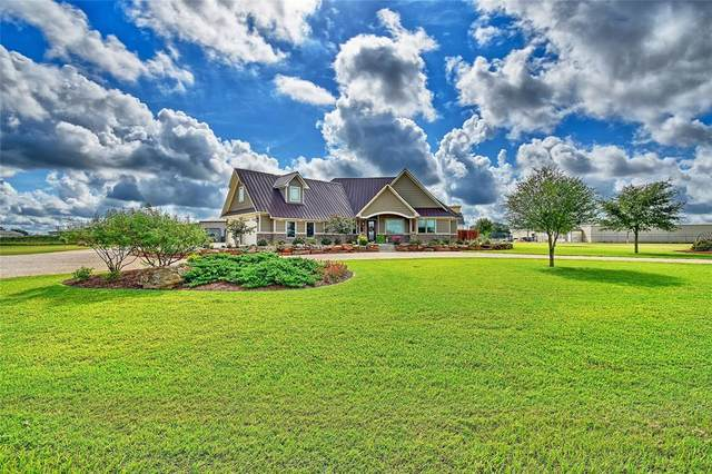 262 County Road 002, Hallettsville, TX 77964 (MLS #93340933) :: Texas Home Shop Realty
