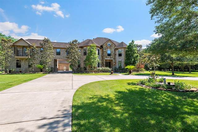 2551 Mckeever Road, Rosharon, TX 77583 (MLS #93341376) :: The SOLD by George Team