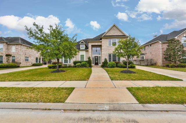 3923 Bell Hollow Lane, Katy, TX 77494 (MLS #93344365) :: The SOLD by George Team