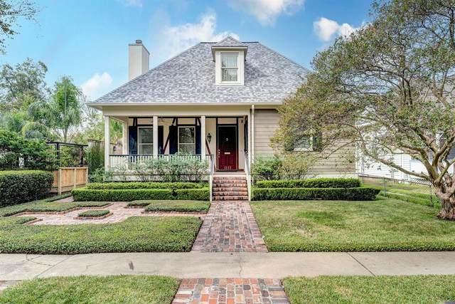 1233 Allston Street, Houston, TX 77008 (MLS #93359015) :: Caskey Realty