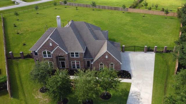 1923 Mandy Lane, League City, TX 77573 (MLS #9336402) :: The SOLD by George Team