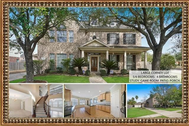 8615 Amy Brook Court, Humble, TX 77396 (MLS #93364035) :: Ellison Real Estate Team