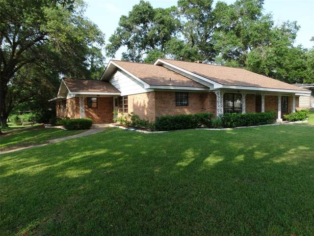708 E Obryant Road, Bellville, TX 77418 (MLS #93369406) :: The SOLD by George Team