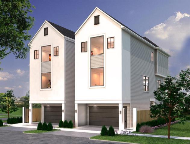 1201 Crockett Streets A, Houston, TX 77007 (MLS #9337269) :: Texas Home Shop Realty