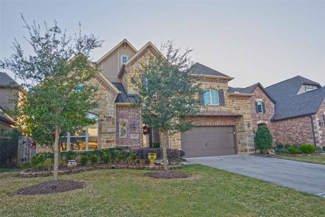 1528 Richland Hollow Lane, Friendswood, TX 77546 (MLS #93381730) :: The Bly Team