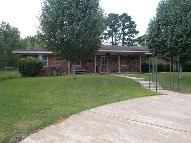 417 County Road 4265, Woodville, TX 75979 (MLS #93391077) :: The SOLD by George Team