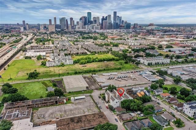 3309 Jefferson Street B, Houston, TX 77003 (MLS #93402423) :: Keller Williams Realty