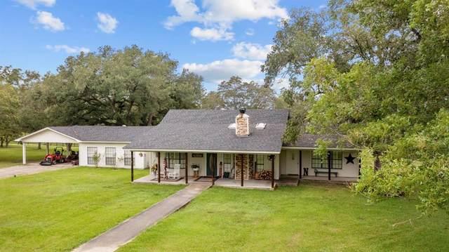 228 Camden Road, Chester, TX 75936 (MLS #93407307) :: Green Residential
