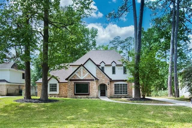 818 Stone Mountain Drive, Conroe, TX 77302 (MLS #93418969) :: Ellison Real Estate Team