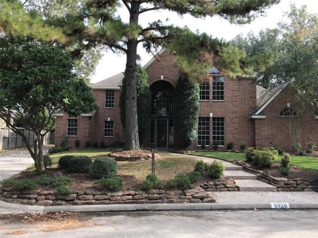 5926 Juniper Bluff Court, Kingwood, TX 77345 (MLS #93431412) :: Magnolia Realty