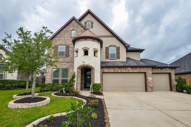 2962 Broken Pine Court, Pearland, TX 77584 (MLS #9343233) :: The Bly Team