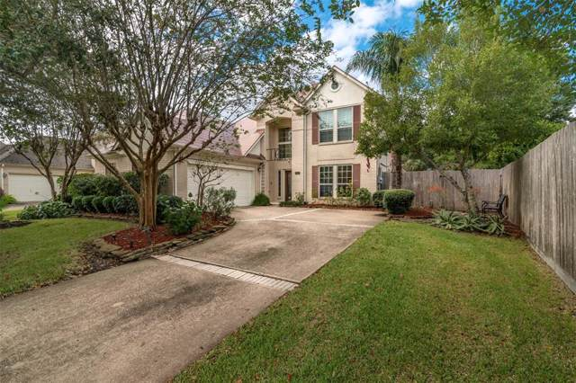 207 Lago Vista Street, Kemah, TX 77565 (MLS #93439494) :: The Bly Team