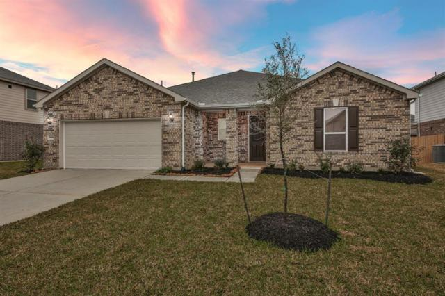 3905 Mountford Drive, Pearland, TX 77584 (MLS #93439551) :: The Queen Team