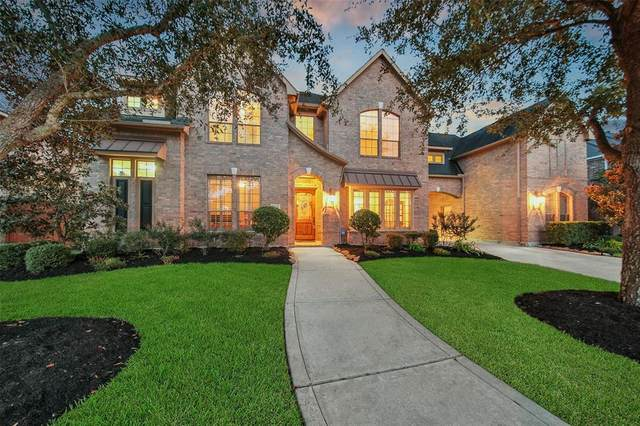 5803 Evening Oaks Lane, Fulshear, TX 77441 (MLS #93439599) :: The SOLD by George Team