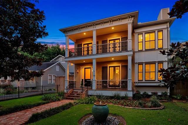 710 Cortlandt Street, Houston, TX 77007 (MLS #93442168) :: The Freund Group