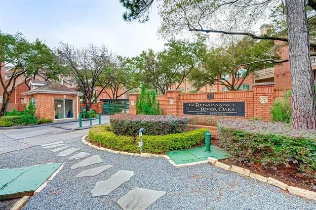 2111 Welch Street A217, Houston, TX 77019 (MLS #93467783) :: Homemax Properties