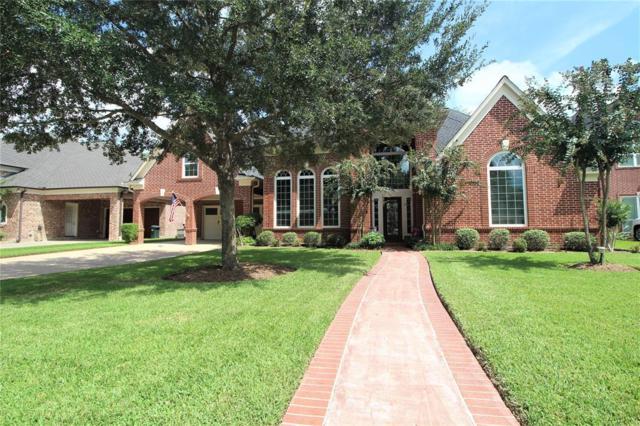 3910 Pinesbury Drive, Houston, TX 77084 (MLS #93469409) :: The Heyl Group at Keller Williams