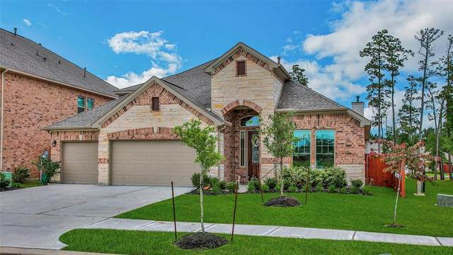 22348 Misty Woods Lane, Porter, TX 77365 (MLS #93470263) :: The SOLD by George Team