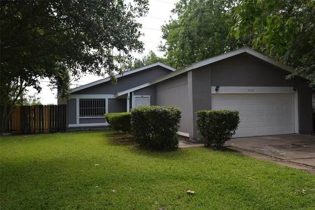 7627 Belle Park Drive, Houston, TX 77072 (MLS #93471689) :: NewHomePrograms.com LLC