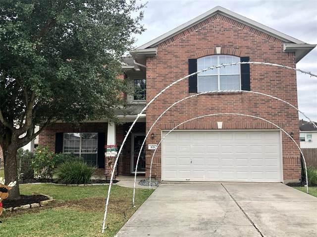 3121 Sun Terrace Lane, Dickinson, TX 77539 (MLS #93481886) :: Rachel Lee Realtor