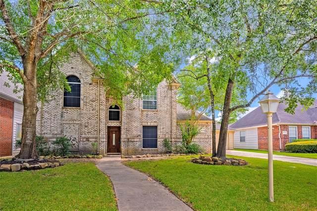 18110 Briden Oak Court, Spring, TX 77379 (MLS #93483035) :: The SOLD by George Team