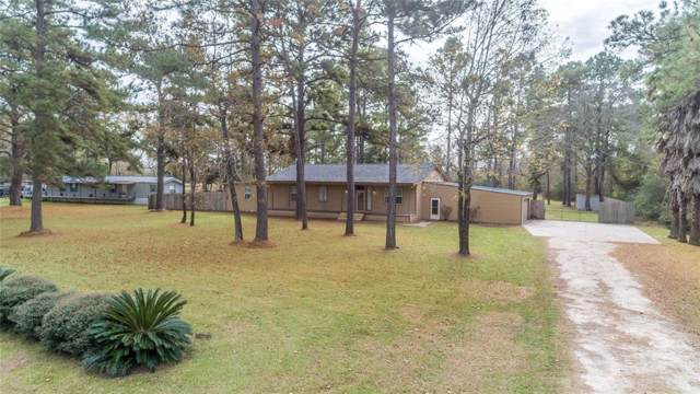 376 County Road 4882 S, Dayton, TX 77535 (MLS #93489057) :: Texas Home Shop Realty