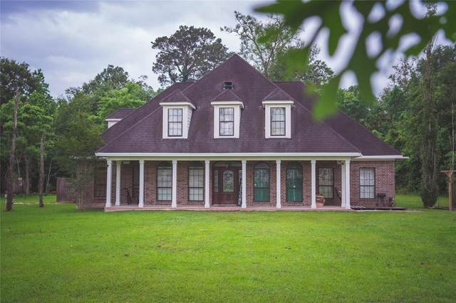 664 County Road 2222, Cleveland, TX 77327 (MLS #93493416) :: The Freund Group