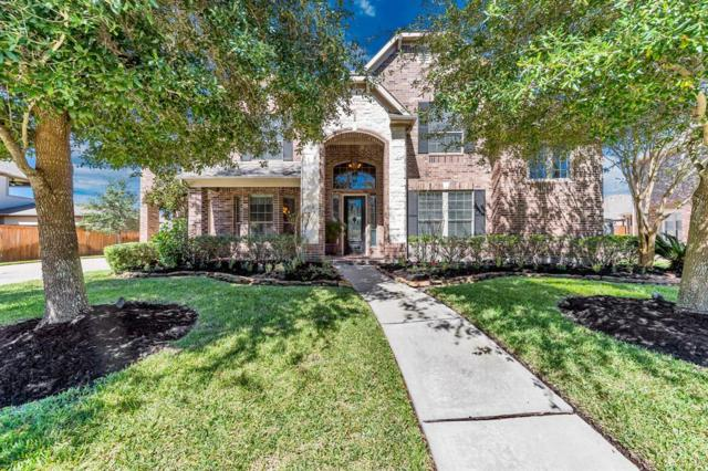 12407 Rippling Rock Court, Pearland, TX 77584 (MLS #93513775) :: Texas Home Shop Realty