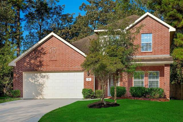 30 Garden Lodge Place, The Woodlands, TX 77382 (MLS #93522239) :: Michele Harmon Team